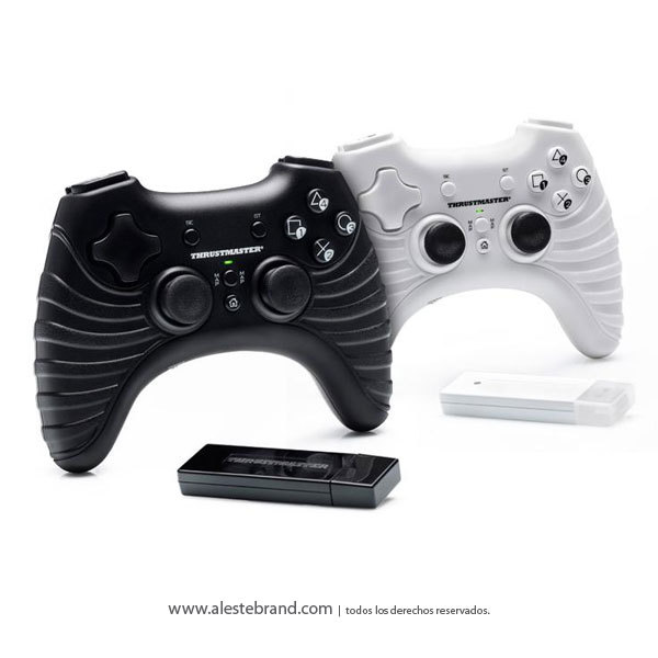 Gamepad Thrustmaster T-Wireless Duo Pack PC / PlayStation3