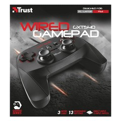 Gamepad Trust Wired GXT 540 PC / PS3 - tienda online