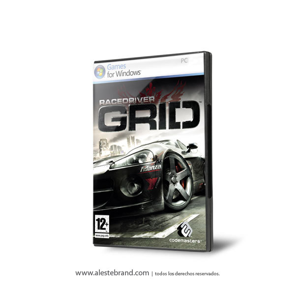 Grid race driver - PC