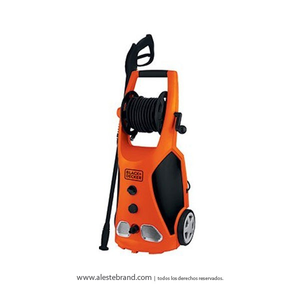 Hidrolavadora Black & Decker 130bar PW2100