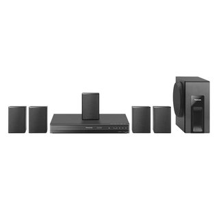 Home Theater 5.1 + Dvd Panasonic Xh105 300w