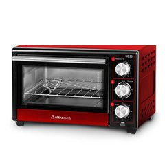 Horno eléctrico Ultracomb 23L 1380W UC-23