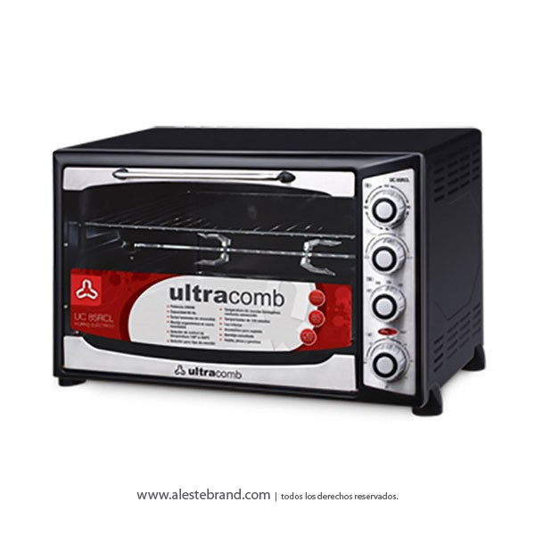 Horno Eléctrico Ultracomb 85 litros UC-85RCL