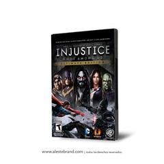 Injustice Gods Among US Pc Digital
