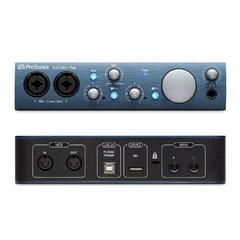 Interface de sonido Presonus AudioBox iTwo USB - comprar online