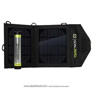 Kit Solar Goal Zero Switch 8