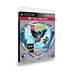 Lego Batman Silver Shield Combo PS3