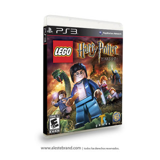 Lego Harry Potter 5-7 Years PS3