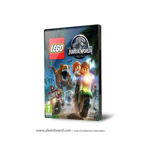 Lego Jurassic World Pc Digital