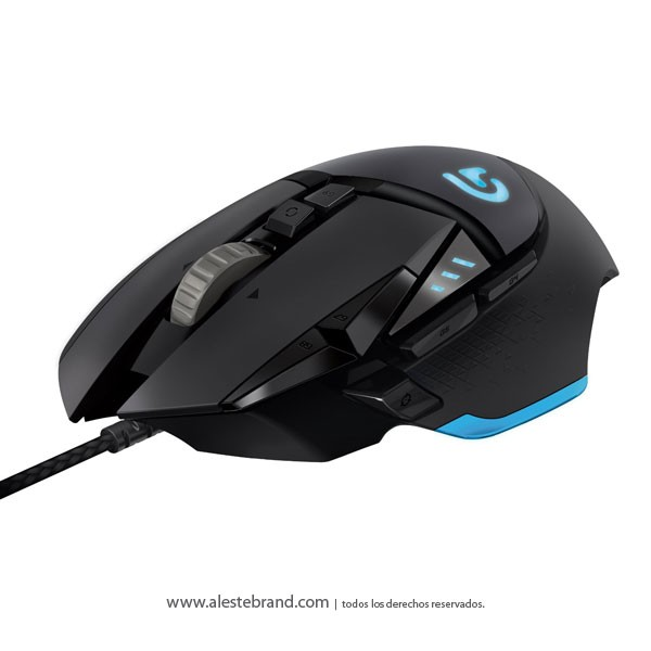 Mouse Gamer Logitech G502 Proteus Core