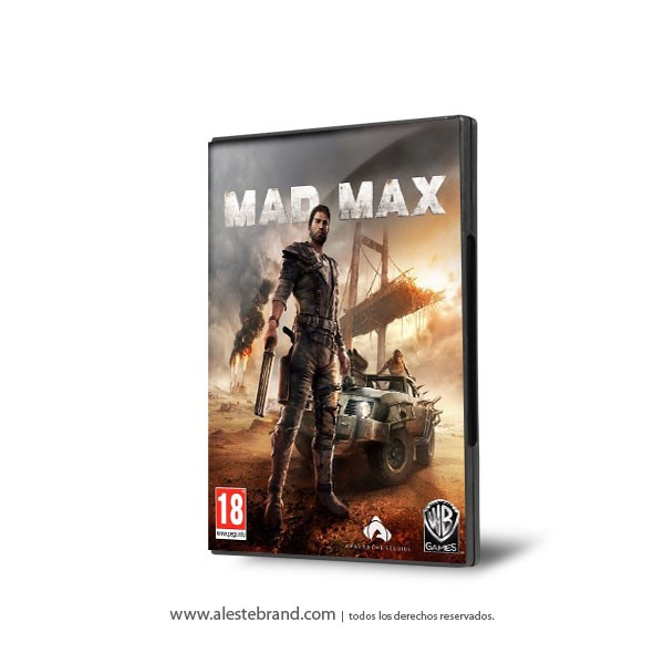 Mad Max PC Digital