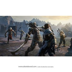Middle Earth: SHADOWS OF MORDOR Pc Digital - comprar online