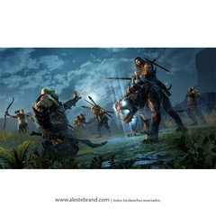 Middle Earth: SHADOWS OF MORDOR Pc Digital en internet