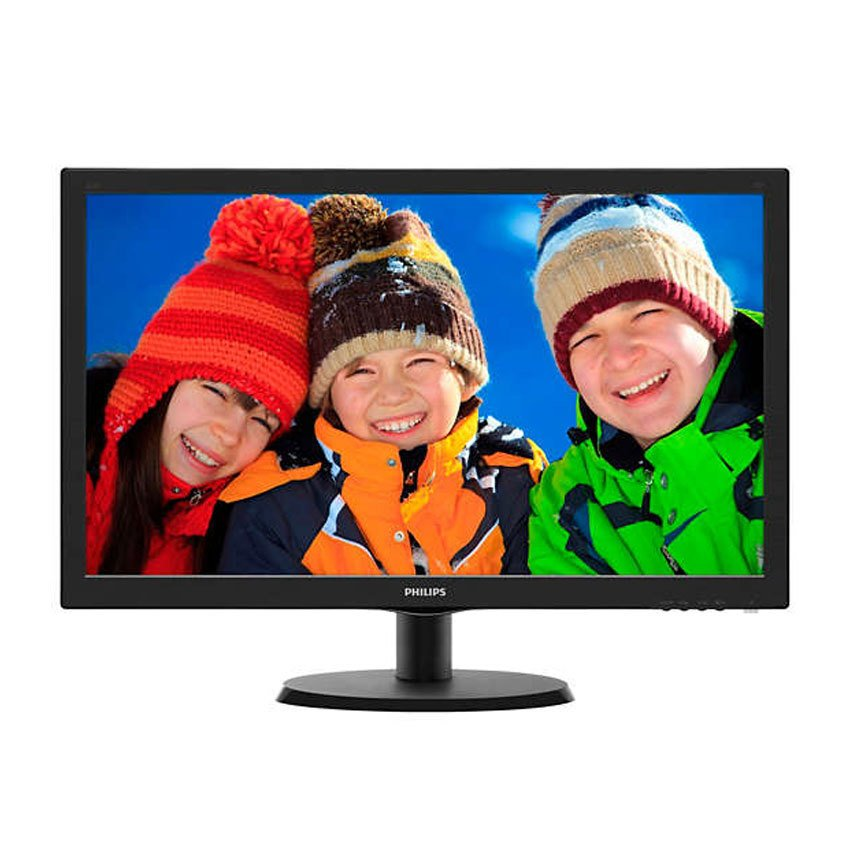"Monitor Philips LED 21""5 HDMI V-Line 223VS"