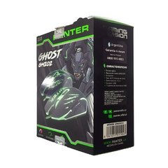 Mouse Gamer Panter USB Legendario Ghost GM202 en internet
