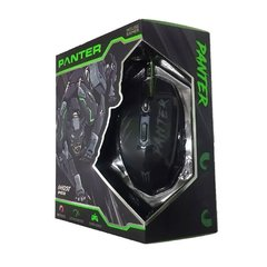 Mouse Gamer Panter USB Legendario Ghost GM202 - Alestebrand / Tu sitio de compras