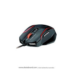 Mouse GX Genius Maurus X FPS Gaming Black/Red (6 botones) en internet