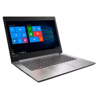 "Notebook Lenovo Ideapad Intel Celeron N3350 14"" HD Led 320-14iap"
