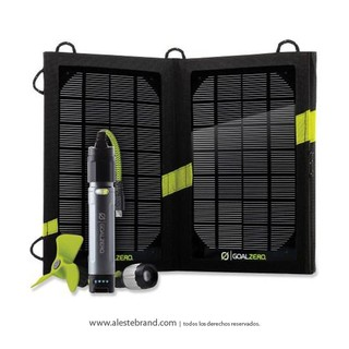 Panel Solar Goal Zero Switch 10 Multi-Tool Kit