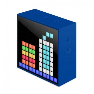 Parlante Divoom Bluetooth TimeBox-Mini 5W