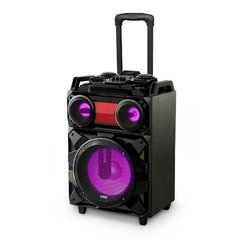 Parlante Portatil Crown Mustang Djs-1201bt 1300w