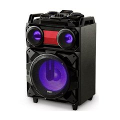 Parlante Portatil Crown Mustang Djs-1201bt 1300w en internet