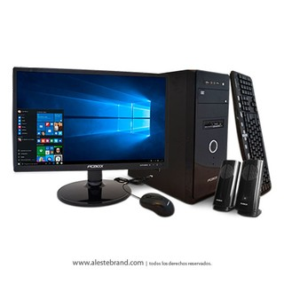 Pc Pcbox Intel Core I5 + 4 Gb Ram + 1000 Gb Hd + W10
