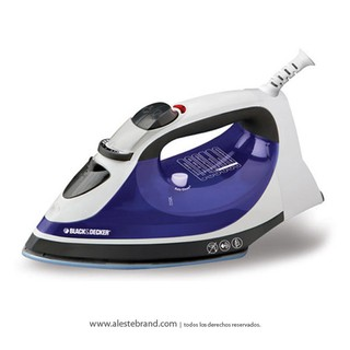Plancha a vapor Black & Decker Xpress Team IR18681