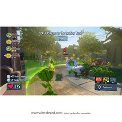 Plants Vs Zombies Garden Warfare PS4 - comprar online
