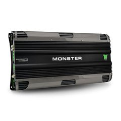 Potencia Amplificador Digital Monster Sound 6800w M-4200d