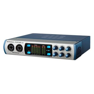 Presonus Studio 68 Usb Interface Placa Audio Midi