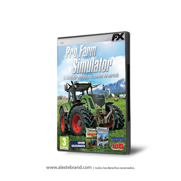 Pro farm simulator - PC