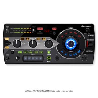 Remix Station Pioneer RMX-1000