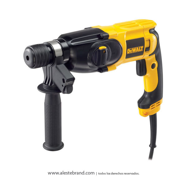 Rotomartillo SDS Plus 650W DeWalt D25013K