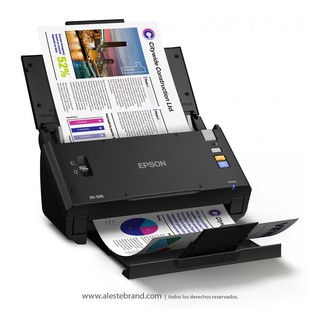 Scanner Epson Ds-520 Workforce Duplex
