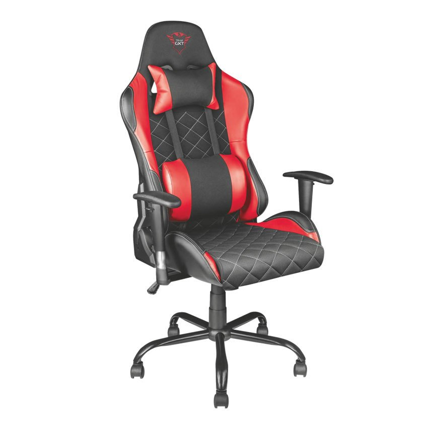 Silla Trust Gaming Resto GTX 707 Red