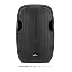 Sistema portable potenciado 1600W Under Ground 15 Pro Bass