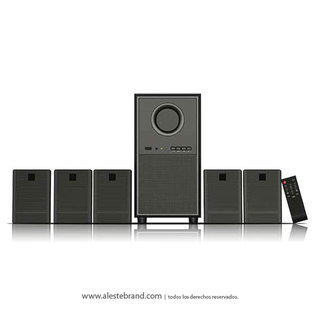 Home Theater 5.1 Stromberg Carlson HTG-901