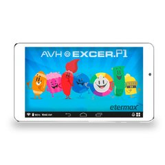 "Tablet AVH  8"" Bluetooth Quad Core Excer.P1"