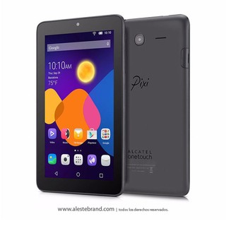 Tablet PC Alcatel OneTouch Pixi 3 (7) Gris