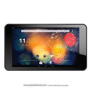 "Tablet PC Ken Brown 7"" HD Quad Core Wise"