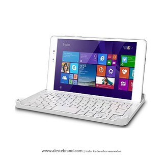"Tablet y Notebook Pcbox 2 En 1 Convertible 8"" Coper PCB-Tw085"