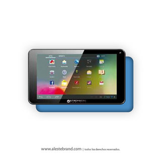 "Tablet PC Stromberg Carlson Infinity 7210 7"" Dual Core Bluetooth"