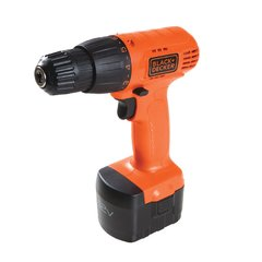 Taladro Atornillador 12v Black + Decker Cd121k