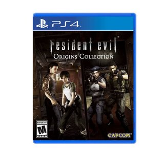 Resident Evil Origin Collection PS4