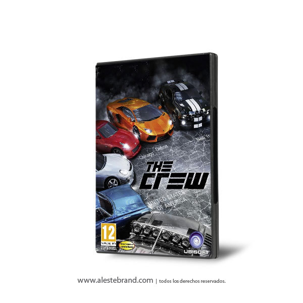 The Crew PC Digital