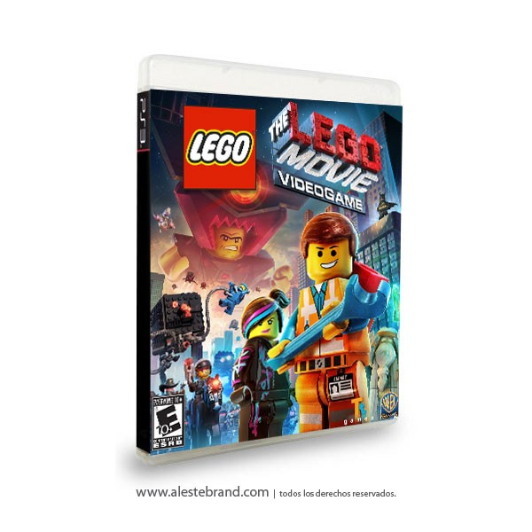 The Lego Movie Video Game PS3