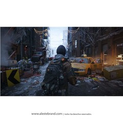 Tom Clancy's The Division PS4 - comprar online