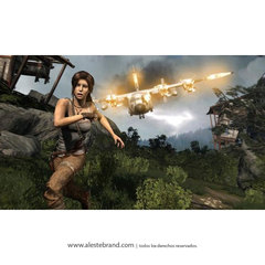 Tomb Raider Game of The Year Edition PS3 en internet