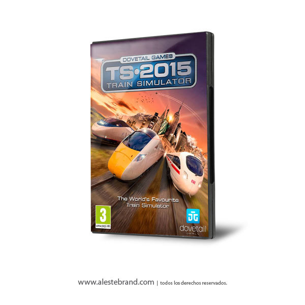 Train Simulator 2015 PC Digital